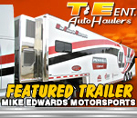 T&E Heavy Duty Pro Stock Semi Trailer Feature
