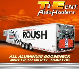 Gooseneck and Fifth Wheel Trailers by T&E Auto Haulers
