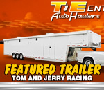 T&E Heavy Duty Gooseneck Trailer Feature