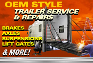 T&E Offers Trailer Service, Repair and Upgrades