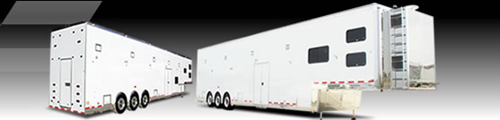 T E Auto Haulers Pro Quality All Aluminum Semi Trailers