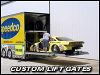 Custom Hydraulic Lift Gates