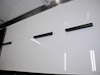 Kahne Racing T&E 53' Semi Sprint Trailer - Interior View - Rear Wing Storage Hangers